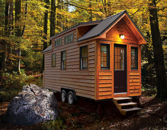 Enter To Win A Tiny House Contest